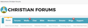 Top Best Christian Forums