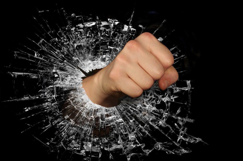 overcome anger